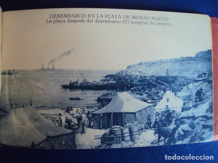 Postales: (PS-63069)BLOCK DE POSTALES DESEMBARCO DE ALHUCEMAS - PLAYA DE MORRO NUEVO - Foto 11 - 194219466