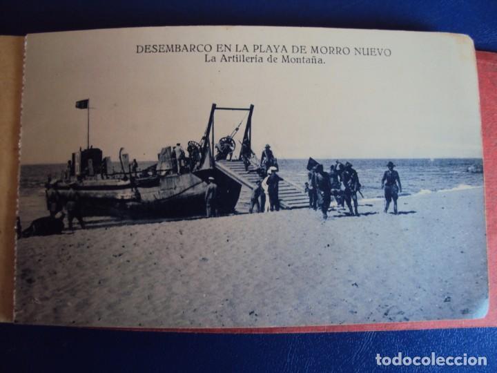 Postales: (PS-63069)BLOCK DE POSTALES DESEMBARCO DE ALHUCEMAS - PLAYA DE MORRO NUEVO - Foto 12 - 194219466