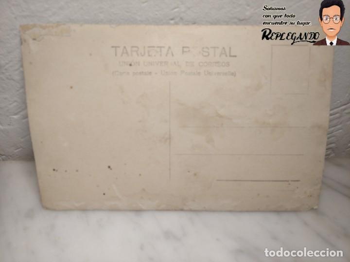 Postales: FOTO POSTAL DE SOLDADOS ESPAÑOLES EN LA GUERRA DEL RIF EN MARRUECOS - Foto 4 - 194572925
