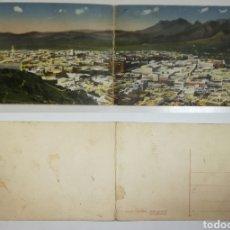 Postales: ESPAÑA SPAIN TARJETA POSTAL POSTCARD DOBLE TETUÁN (MARRUECOS ESPAÑOL) VISTA GENERAL. Lote 195059990