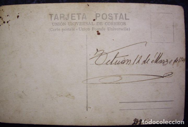 Postales: TETUAN (Marruecos) - Campamento de SANIA RAMEL 1924 - CONJUNTO DE 6 POSTALES - Foto 2 - 195106490