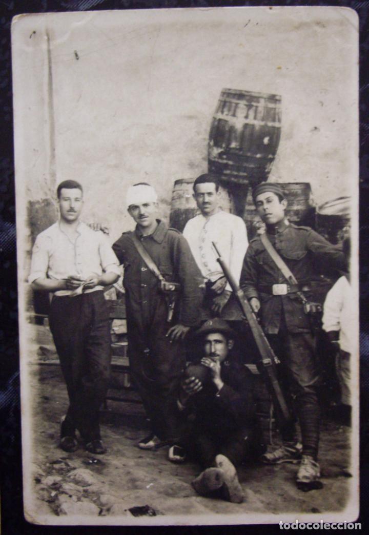 Postales: TETUAN (Marruecos) - Campamento de SANIA RAMEL 1924 - CONJUNTO DE 6 POSTALES - Foto 8 - 195106490