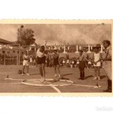Postales: RIFFIEN.- UN DETALLE DEL CAMPO DE DEPORTES. FOTO CASA ROS.. Lote 199813145