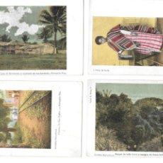 Postales: P-11478. COLECCION DE 10 POSTALES GUINEA ESPAÑOLA. FERNANDO POO. Lote 202830718