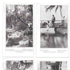 Postales: P-11487. COLECCION DE 10 POSTALES GUINEA ESPAÑOLA. SERIE C BIS.. Lote 203453056