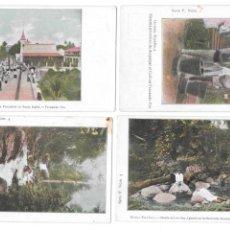 Postales: P-11490. LOTE DE 10 POSTALES SERIE F GUINEA ESPAÑOLA.. Lote 203504013
