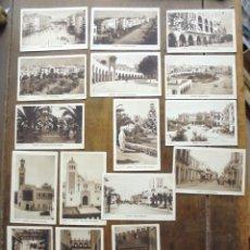 Postales: 16 POSTAL LARACHE HAB EDICIONES CARMEN CREMADES (LARACHE, MARRUECOS) FOTO MEDIAMARCA TARJETA POSTAL. Lote 204197980