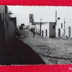 Postales: FOTO SIDI IFNI COLONIA ESPAÑOLA TAMAÑO POSTAL ORIGINAL P997. Lote 205392187