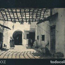 Postales: TETUAN. BARRIO DE LOS BABUCHEROS. HAUSER Y MENET.. Lote 206845902