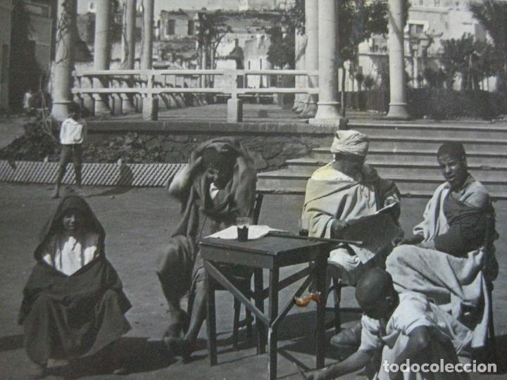 Postales: ALCAZARQUIVIR-ARCHIVO ROISIN-FOTOGRAFICA-POSTAL ANTIGUA-(72.417) - Foto 2 - 210604556