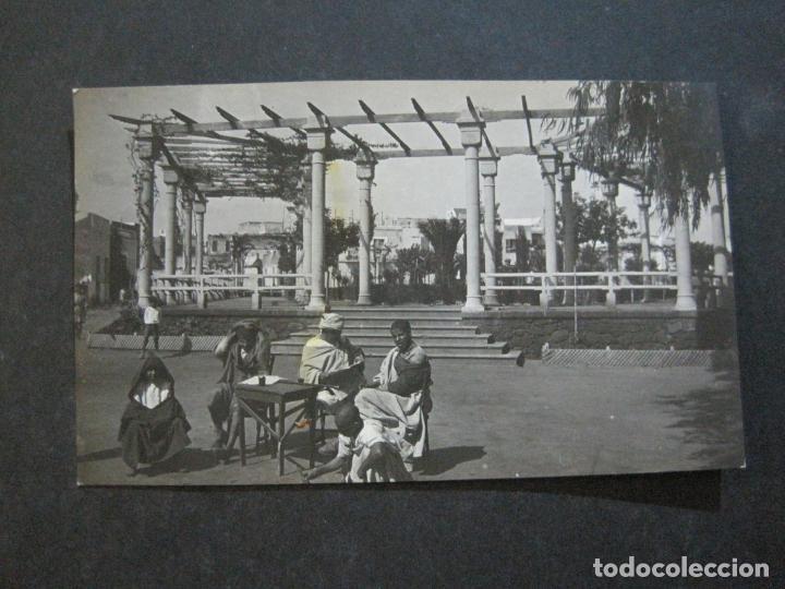 ALCAZARQUIVIR-ARCHIVO ROISIN-FOTOGRAFICA-POSTAL ANTIGUA-(72.417) (Postales - Postales Temáticas - Ex Colonias y Protectorado Español)