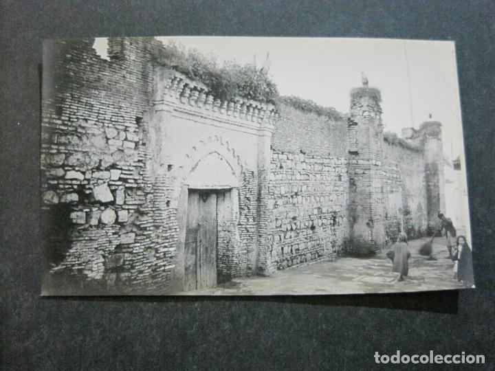 ALCAZARQUIVIR-ARCHIVO ROISIN-FOTOGRAFICA-POSTAL ANTIGUA-(72.418) (Postales - Postales Temáticas - Ex Colonias y Protectorado Español)