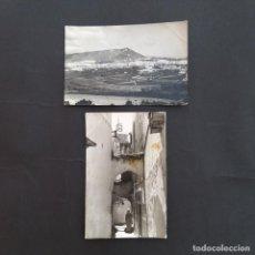 Postales: TETUAN - YEMMA EL QUEBIR Y VISTA GENERAL - FOT· GARCIA CORTES (P89). Lote 212483862