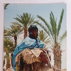 Cartes Postales: SAHARA ESPAÑOL - SILLA TÍPICA - LMX - SHE. Lote 214714887
