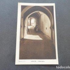 Postales: LARACHE CALLE TIPICA. Lote 216413107