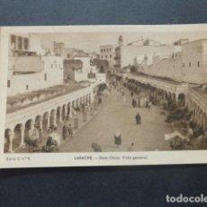 Postales: LARACHE ZOCO CHICO VISTA GENERAL. Lote 216413176