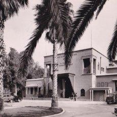 Postales: MARRUECOS MARRAKECH HOTEL MAMOUNIA. ED. CIE DES ARTS Nº 300. ESCRITA. Lote 218933810