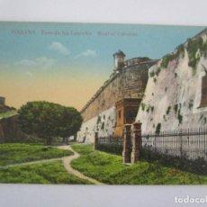 Postales: ANTIGUA POSTAL - HABANA, FOSO DE LOS LAURELES - Nº 13 - REPÚBLICA DE CUBA. Lote 219356346