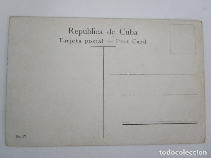 Postales: Antigua Postal - Habana, Vista desde la Cabaña - nº 37 - República de Cuba - Foto 3 - 219356440