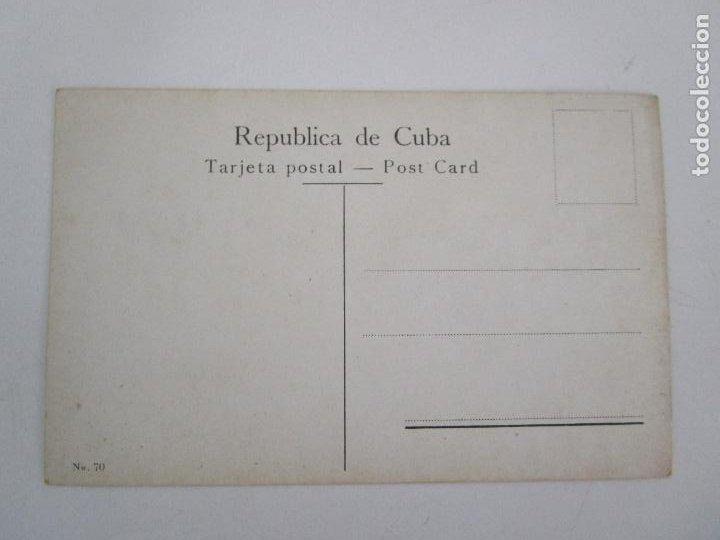 Postales: Antigua Postal - Cuba Paisaje - nº 70 - República de Cuba - Foto 2 - 219357055