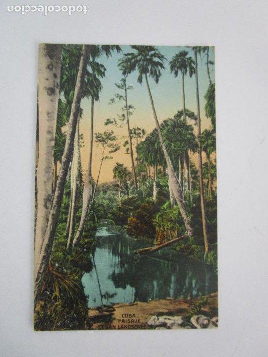 ANTIGUA POSTAL - CUBA PAISAJE - Nº 70 - REPÚBLICA DE CUBA (Postales - Postales Temáticas - Ex Colonias y Protectorado Español)