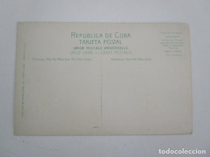 Postales: Antigua Postal - Yumuri Valley, Matanzas Cuba - República de Cuba - Foto 3 - 219357580
