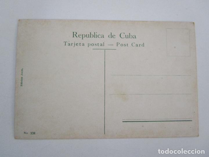 Postales: Antigua Postal - Habana, Malecon y Morro - Edición Jordi - nº 158 - República de Cuba - Foto 3 - 219359377