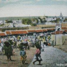 Postales: TANGER-THE SOKO-MERCADO-V.B. CUMBO-POSTAL ANTIGUA-(74.641). Lote 220883966
