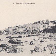 Postales: MARRUECOS LARACHE VISTA PARCIAL. ED LARACHE POSTAL Nº 3. Lote 220971621