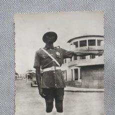 Cartes Postales: PRECIOSA POSTAL BATA, GUINEA, CIRCULADA AÑO 1958. Lote 223315651