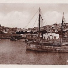 Cartes Postales: MARRUECOS TANGER VUE GENERALE. ED. LEBRUM FRERES FOTO COMBIER. CIRCULADA. Lote 223403702