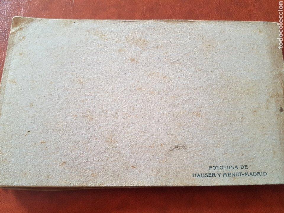Postales: Recuerdo de Tetuán block de 15 postales por hauser y menet - Foto 2 - 224602501