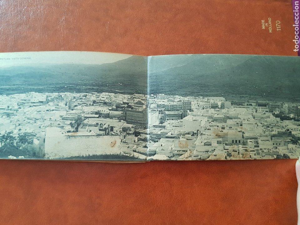 Postales: Recuerdo de Tetuán block de 15 postales por hauser y menet - Foto 5 - 224602501
