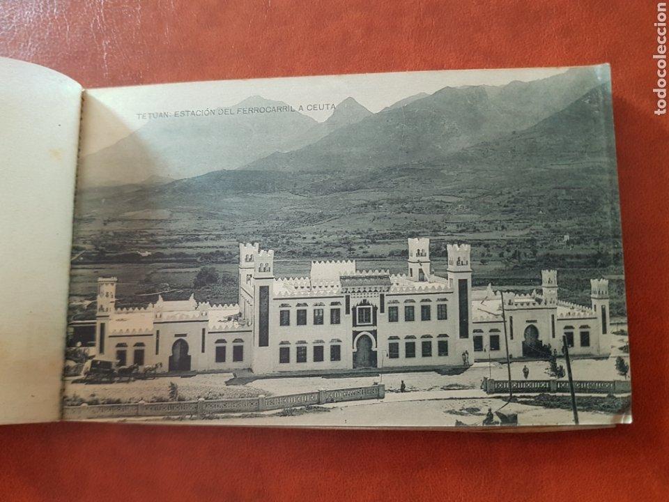 Postales: Recuerdo de Tetuán block de 15 postales por hauser y menet - Foto 8 - 224602501