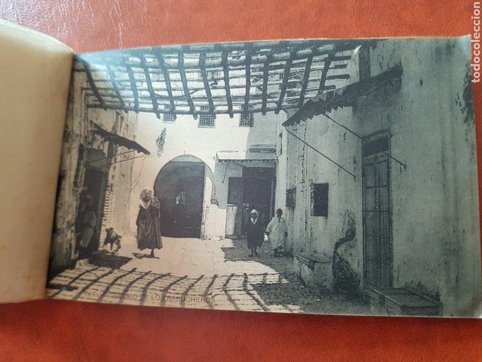 Postales: Recuerdo de Tetuán block de 15 postales por hauser y menet - Foto 9 - 224602501