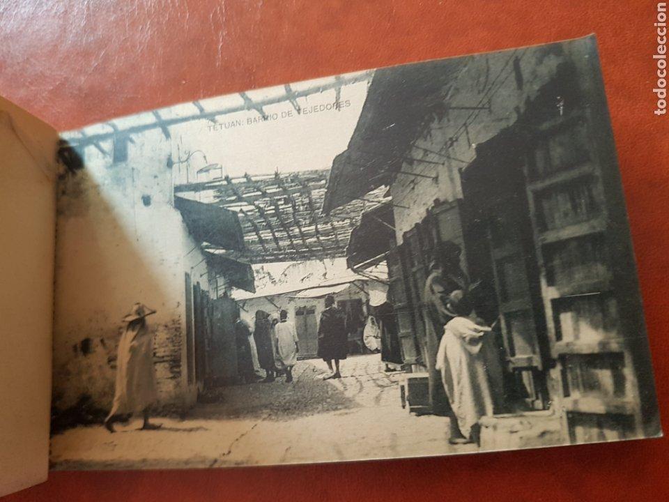 Postales: Recuerdo de Tetuán block de 15 postales por hauser y menet - Foto 11 - 224602501
