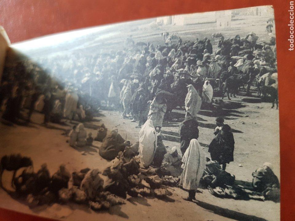 Postales: Recuerdo de Tetuán block de 15 postales por hauser y menet - Foto 12 - 224602501