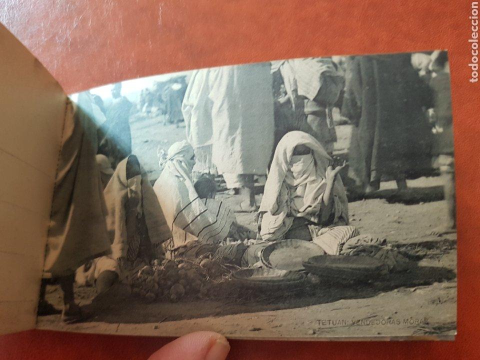 Postales: Recuerdo de Tetuán block de 15 postales por hauser y menet - Foto 13 - 224602501