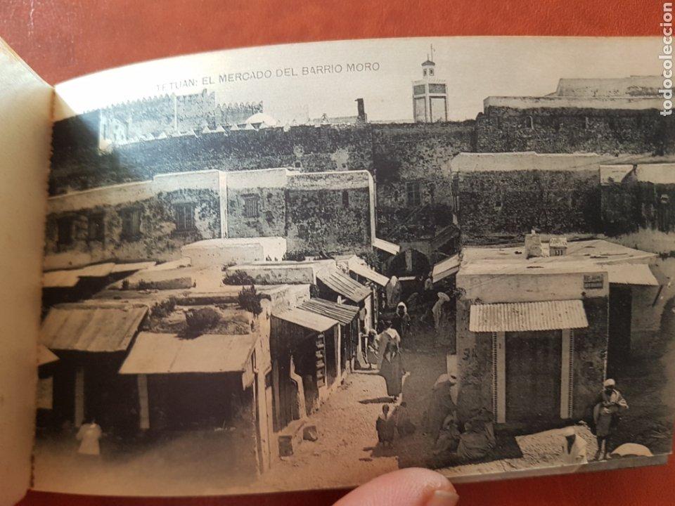 Postales: Recuerdo de Tetuán block de 15 postales por hauser y menet - Foto 14 - 224602501
