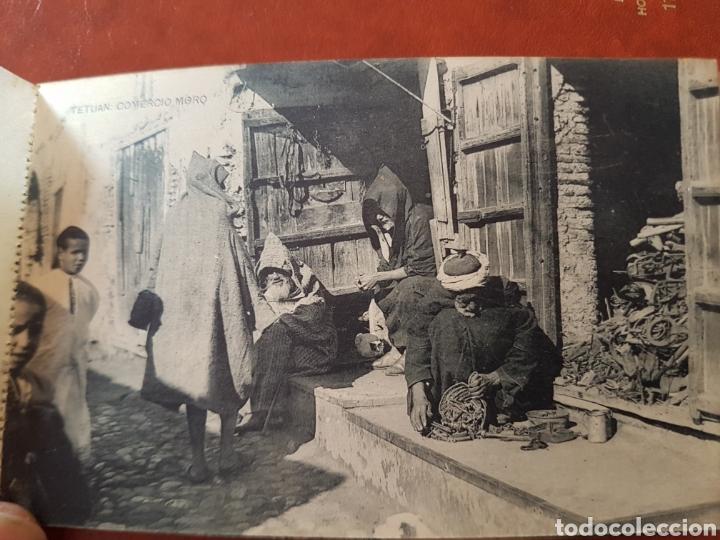Postales: Recuerdo de Tetuán block de 15 postales por hauser y menet - Foto 18 - 224602501