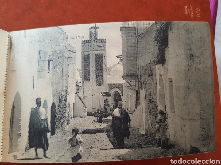 Postales: Recuerdo de Tetuán block de 15 postales por hauser y menet - Foto 20 - 224602501