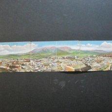 Postales: TETUAN-PANORAMICA DESDE LA ALCAZABA-POSTAL TRIPLE ANTIGUA-VER FOTOS-(K-1190). Lote 228044810