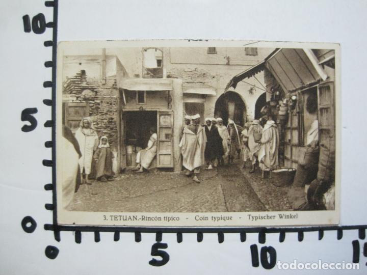 Postales: TETUAN-RINCON TIPICO-M.ARRIBAS EDITOR-3-POSTAL ANTIGUA-VER FOTOS-(76.879) - Foto 3 - 236002680