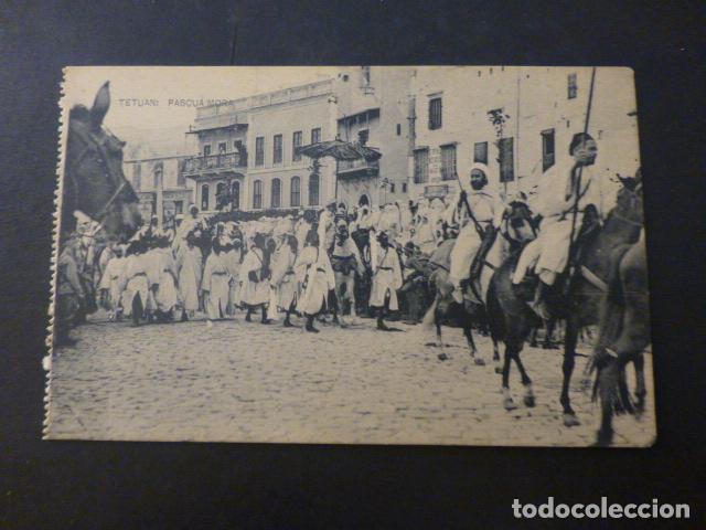 TETUAN MARRUECOS PASCUA MORA (Postales - Postales Temáticas - Ex Colonias y Protectorado Español)