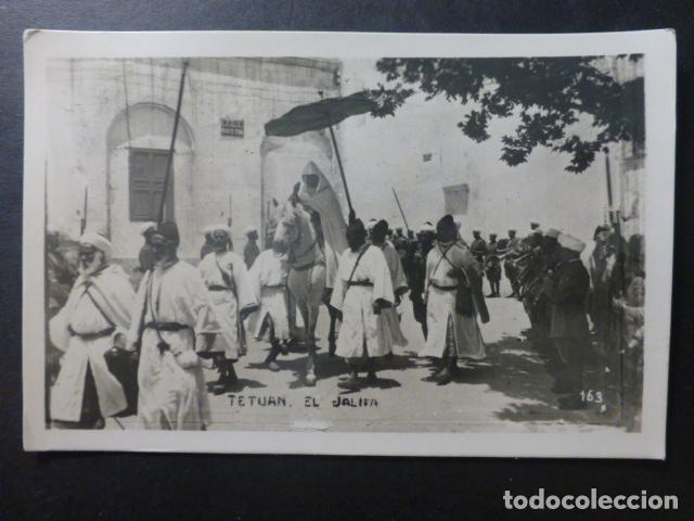 TETUAN MARRUECOS EL JALIFA (Postales - Postales Temáticas - Ex Colonias y Protectorado Español)