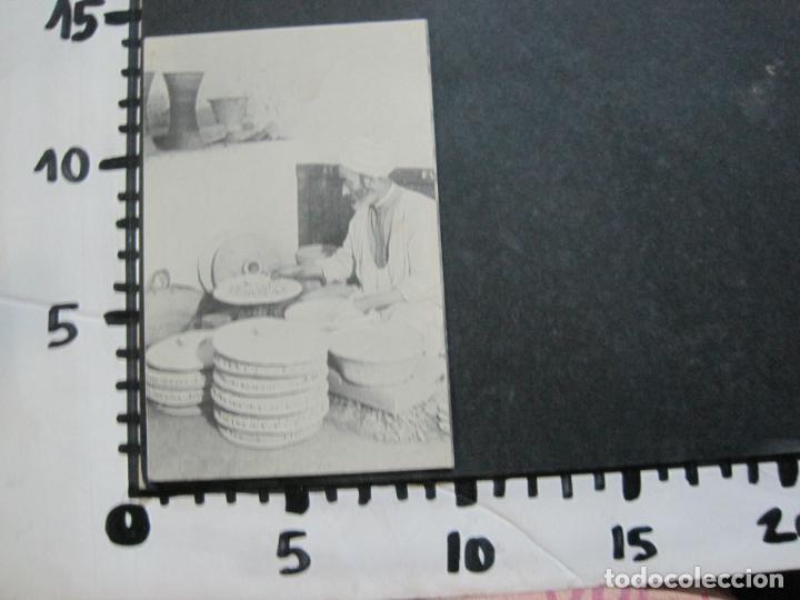 Postales: TETUAN-ESCUELA DE ARTES INDIGENAS-TALLER DE MOSAICOS-JUAN BARGUÑO Y CIA-6POSTAL ANTIGUA-(76.977) - Foto 3 - 236253720