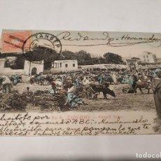Postales: MARRUECOS - POSTAL TÁNGER (TANGIER) - GRAND SOKO. Lote 241861470