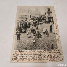 Postales: MARRUECOS - POSTAL TÁNGER - RUE PRINCIPALE. Lote 241865895