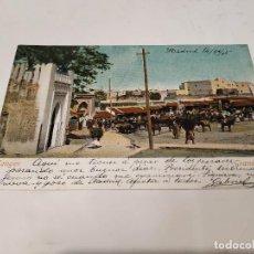 Postales: MARRUECOS - POSTAL TÁNGER - GRAND SOCO. Lote 241922185