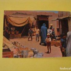 Postales: POSTAL DE SIDI-IFNI. ZOCO VIEJO. ED. FARDI.. Lote 241976880